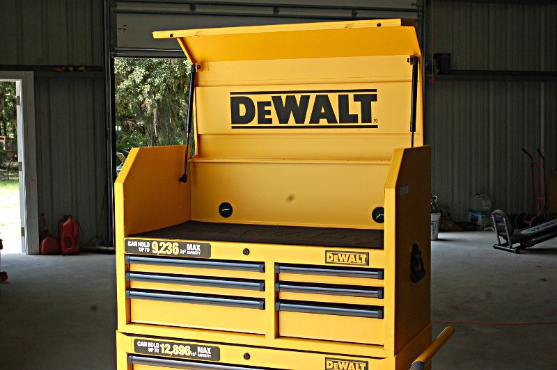 DeWalt 36-Inch Top Chest and Cabinet