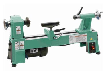 Grizzly H8259 bench-top wood lathe