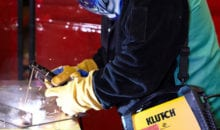 Klutch ST80i Stick Welder with TIG Option