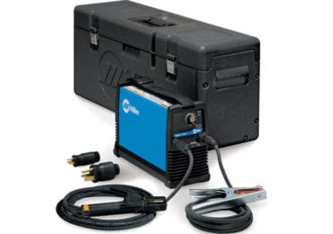 Miller Maxstar 150 S Stick Welder Package