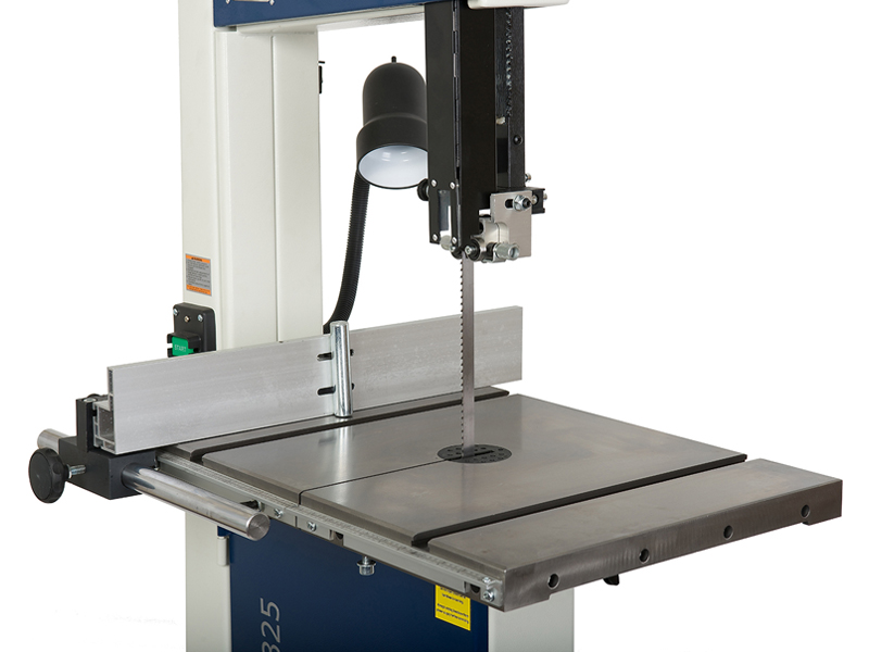 Rikon 10-325 14-Inch Deluxe Bandsaw feature
