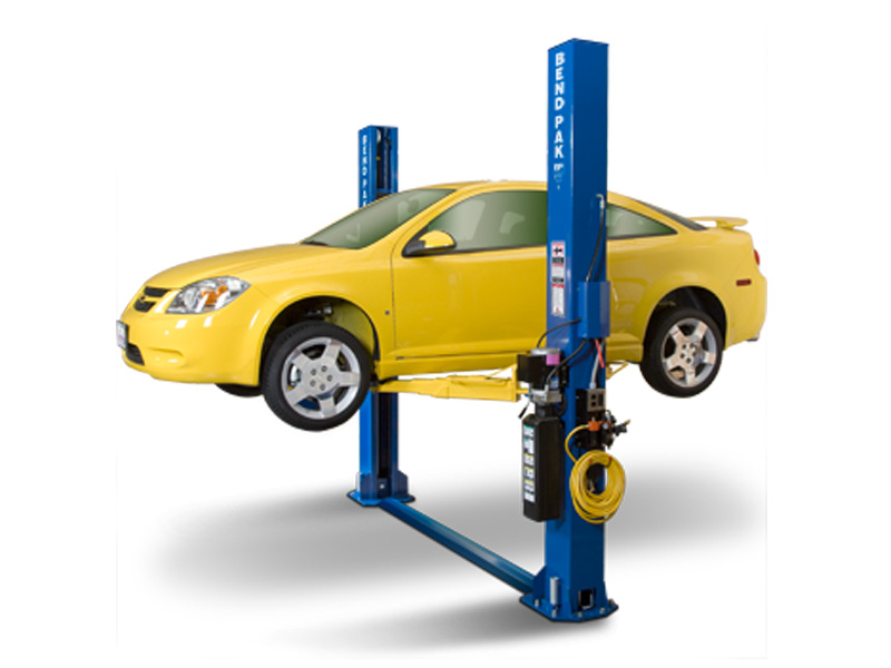 BendPak XPR-9 Two Post Car Lift