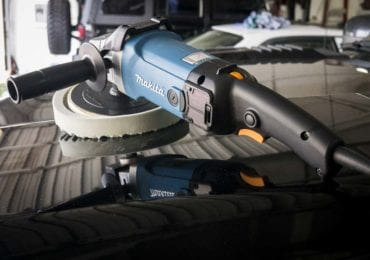 Makita Polisher Feature