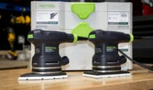 Festool DTS 400 EQ Orbital Finish Sander