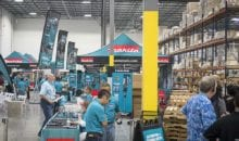 Makita Distribution and Training Center Media Event – Dallas 2017