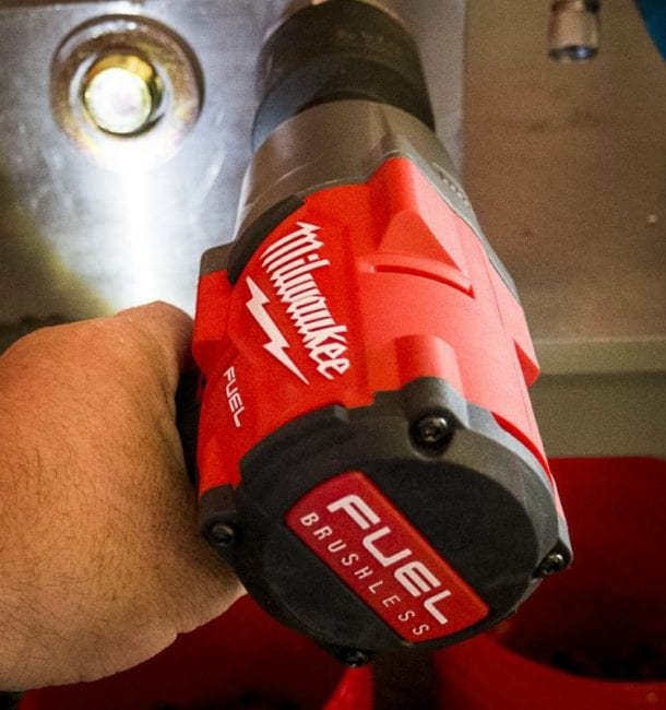 New Milwaukee M18 FUEL Impact Wrench