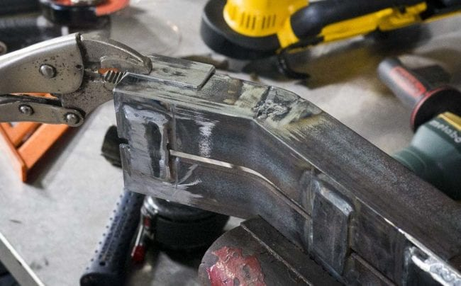 Clamping and Welding Stops