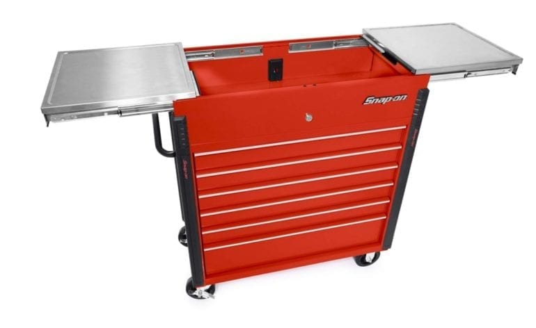 Snap-On Shop Cart