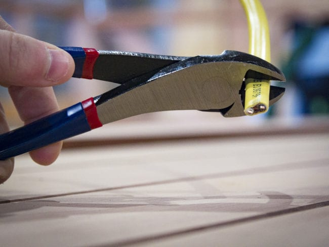 Southwire High Leverage Diagonal Cutting Pliers