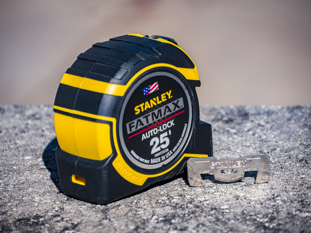 Stanley Fat Max Tape Measure