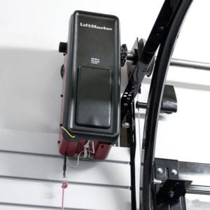 Garage Door Opener Types jackshaft
