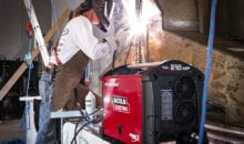 Lincoln Electric Power MIG 210 MP Multi-Process Welder Review