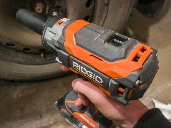 Ridgid Gen5X Impact Wrench