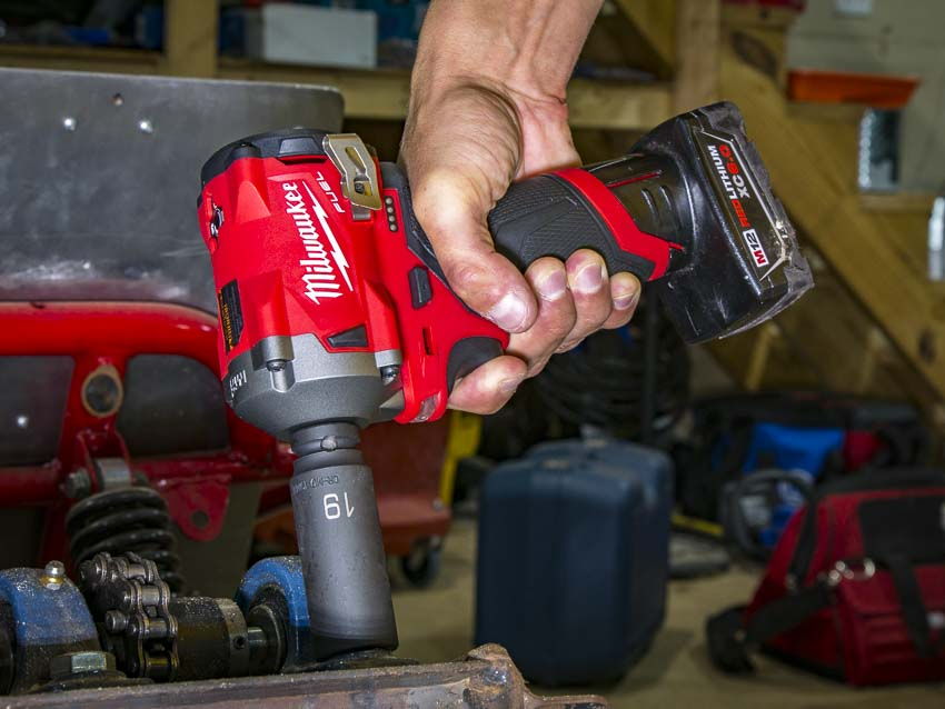Which Impact Wrench
