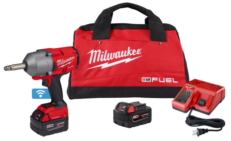 Controlled Torque Impact Wrench FI